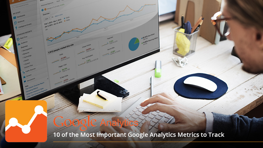 google analytics 10 to track